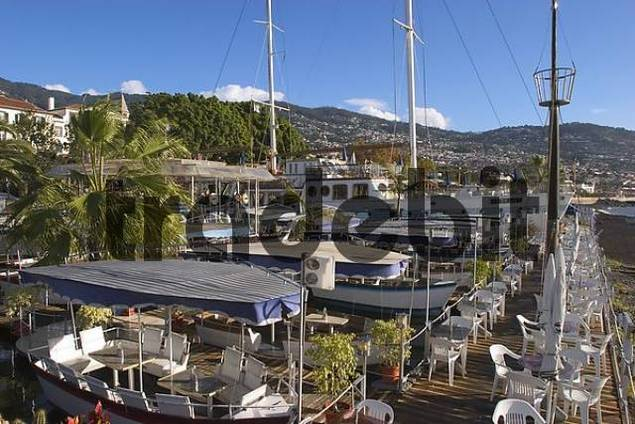 Product picture Ex Beatles Yacht Vagrant - Restaurant in Funchal - Madeira