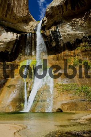 Product picture Lower Calf Creek Falls Grand Staircase Escalante National Monument Utah USA