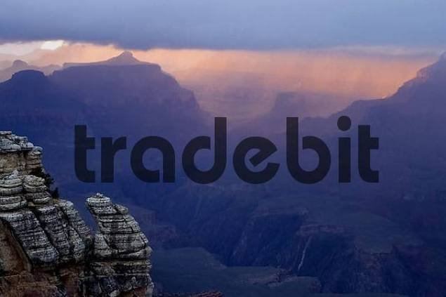 Product picture sunset at Mather Point Grand Canyon National Park Arizona USA