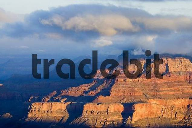 Product picture early morning at Desert View Point Grand Canyon National Park Arizona USA